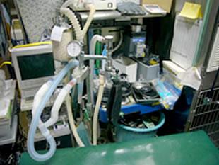 ガス麻酔装置